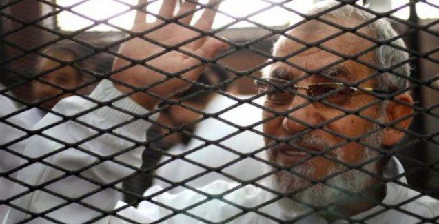 Mısır'da İhvan liderine müebbet hapis