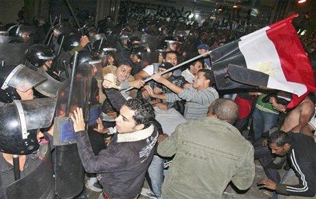 Mısır: İletişim araçları üzerinde karartmada ikinci gün