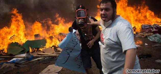 Mısır Türkiye'yi uyardı: Sınırı aştın