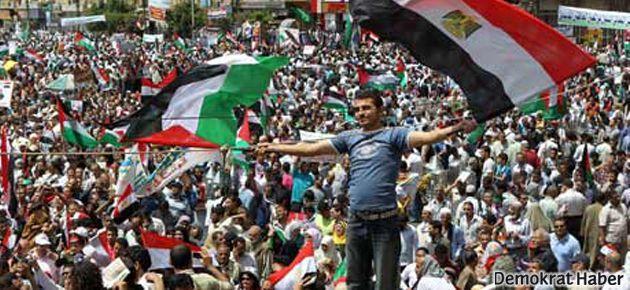 Mısırda '30 Haziran' gerginliği