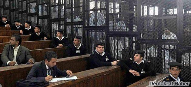 Mısır'da 528 idamın redd-i hakim duruşması görüşüldü