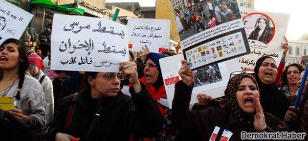 Mısır'da bir günde 33 toplu tecavüz olayı yaşandı