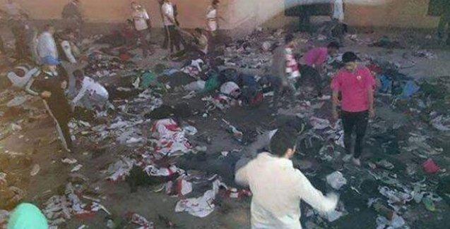 Mısır'da futbol taraftarları polisle çatıştı: 17 taraftar öldü