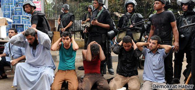 Mısır'da OHAL ilan edildi