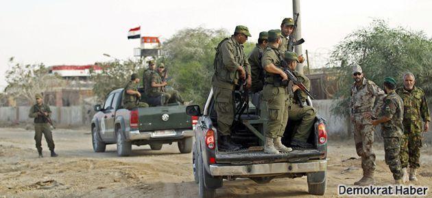'Mısır'da ordu bölünebilir'