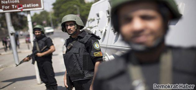 Mısır'da Ordu harekete geçti