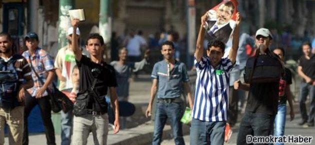 Mısır'da polis müdahalesi başlıyor