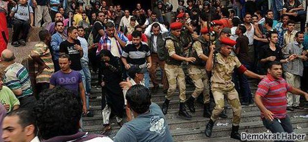 Mısır'da TRT ve AA muhabirine gözaltı