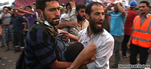 Mısır'daki katliama Fatih'ten tepki