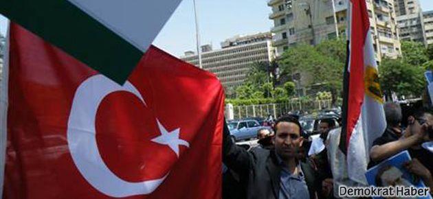 Mısır'dan Türkiye'ye rest