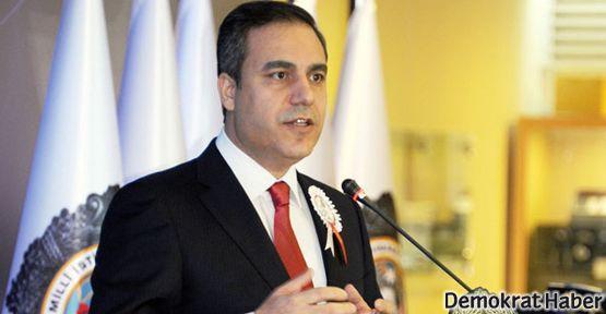 MİT müsteşarı Hakan Fidan'a takipsizlik