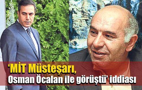 'MİT Müsteşarı, Osman Öcalan ile görüştü' iddiası