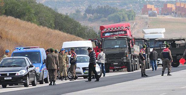MİT TIR'ları soruşturmasında 5 jandarma görevden alındı
