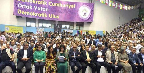 Mithat Sancar 'HDP'nin yolu'nu yazdı