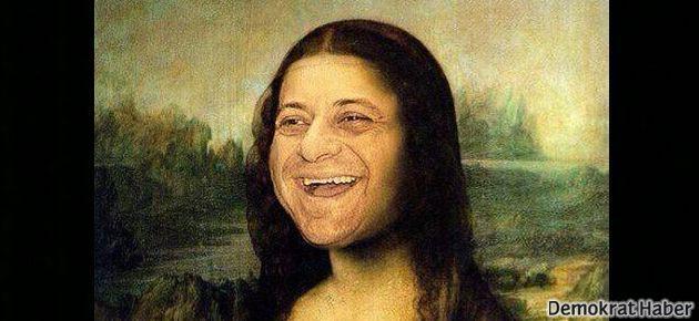 Mona Lisa'dan Egemen Bağış gülüşü