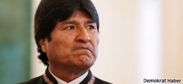 Morales'ten ABD'ye suçlama