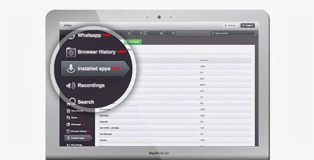 Mspy telefon izleme yazılımı