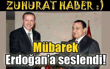 Mübarek Erdoğan'a seslendi!