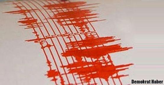 Muğla'da da deprem