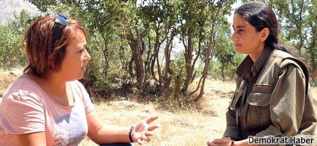 Müjgan Halis'i Sabah'tan Bese Hozat söyleşisi attırmış