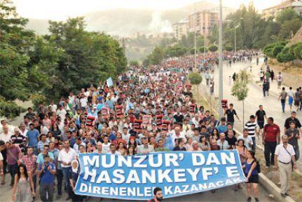 Munzur Milli Parkı'na sit umudu