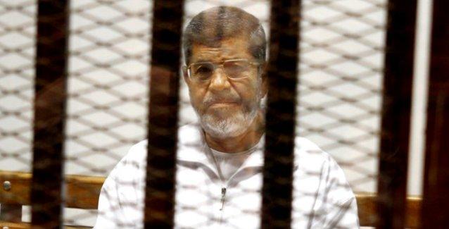 Mursi'ye verilen idam cezası onandı