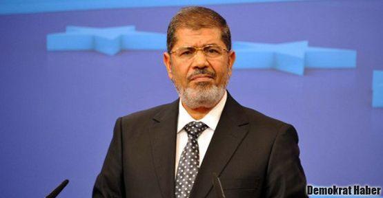 Mursi: Mısır Filistin'i yalnız bırakmayacak