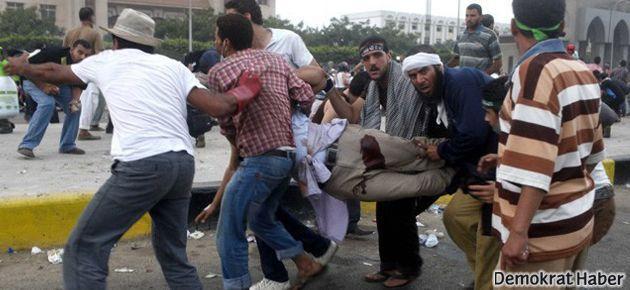 Mursi yanlısı gösteriye saldırı: Onlarca ölü