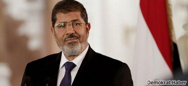 Mursi'nin idamı istendi