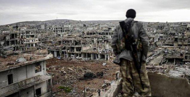 'Kobanê'nin inşası aynı zamanda psikolojik bir inşa'