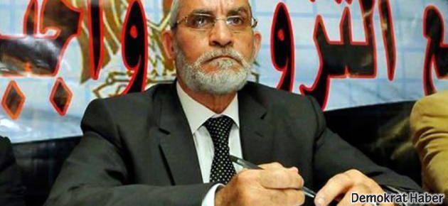 Müslüman Kardeşler liderine ağır suçlama