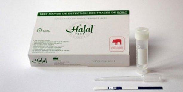 Müslümanlara özel 'helal test'