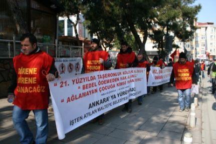 'Mustafa Zengin, işçiler fakir'