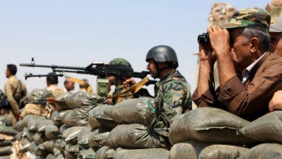 Musul Barajı Kürtlerin kontrolüne geçti
