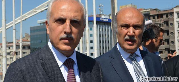 Mutlu: Taksim'e kesinlikle izin vermeyeceğiz!