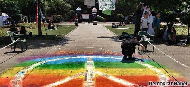 Müzisyenler de barış için imza topluyor