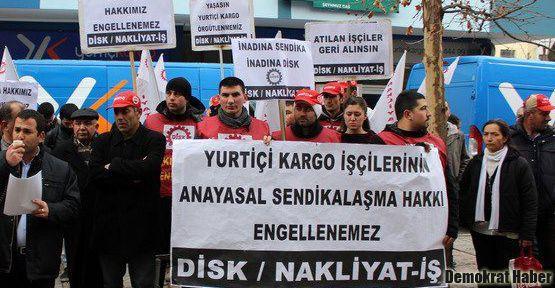 Nakliyat-İş'ten Yurtiçi Kargo'ya suç duyurusu