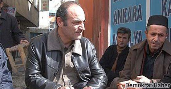 Namık Durukan Newroz alanına alınmak istenmedi