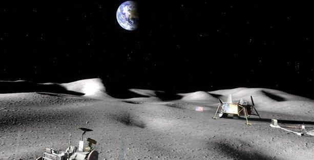 NASA Ay'dan su çıkaracak