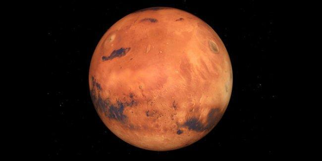 NASA: Mars'ta büyük bir okyanus vardı