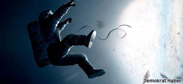NASA'dan Gravity'e Oscar tebriği