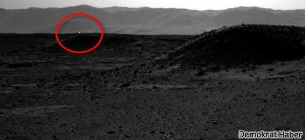 NASA'nın yayınladığı fotoğraf heyecan yarattı