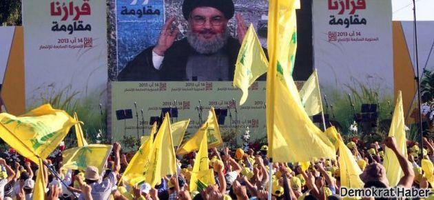 Nasrallah: 5000 savaşçımız varsa 10000 olacak!