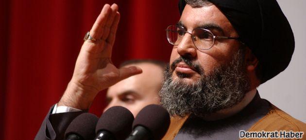 Nasrallah: Esad'ı böyle düşüremezsiniz!