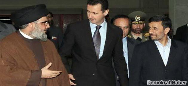 Nasrallah'tan Suriye açıklaması