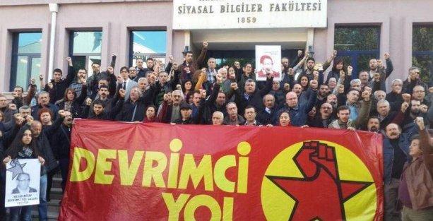 Nasuh Mitap için Ankara Siyasal'da anma töreni yapıldı