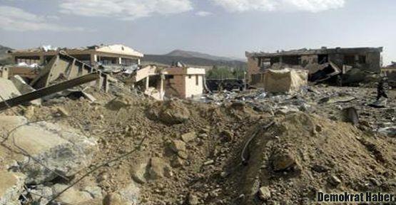 NATO sivilleri vurdu: 5 ölü