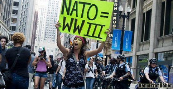 'NATO terörist bir teşkilattır'