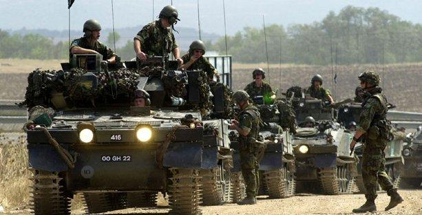 NATO Türkiye'ye asker göndermeye mi hazırlanıyor?