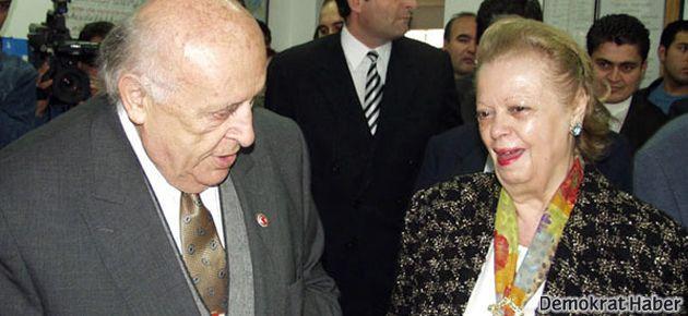 Nazmiye Demirel 27 Mayıs'ta vefat etti